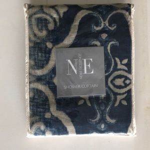 Noble Excellence shower curtain. NWOT